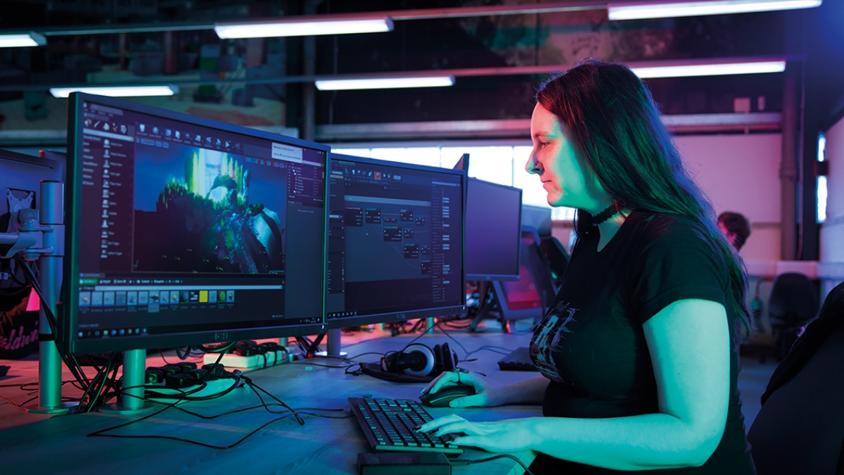 Computing For Games BSc(Hons)