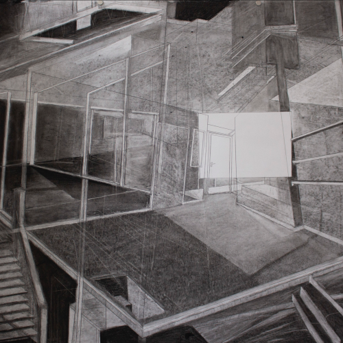 Drawing by graduate Julia Watson