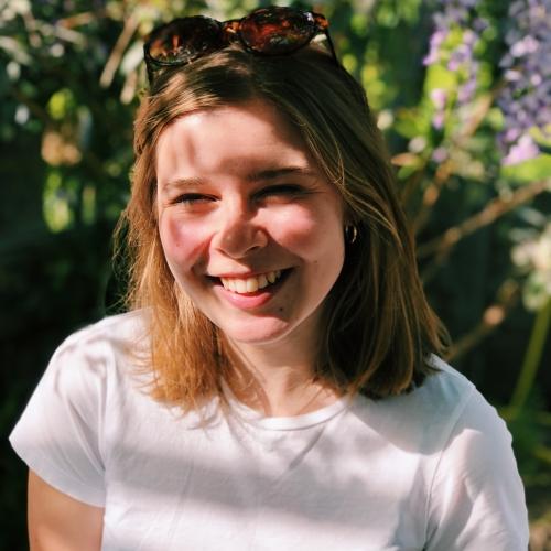Portrait photo of student Ellie Graham