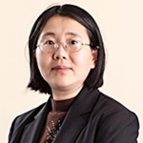 Headshot of Professor Minhua Eunice Ma, Falmouth University Provost