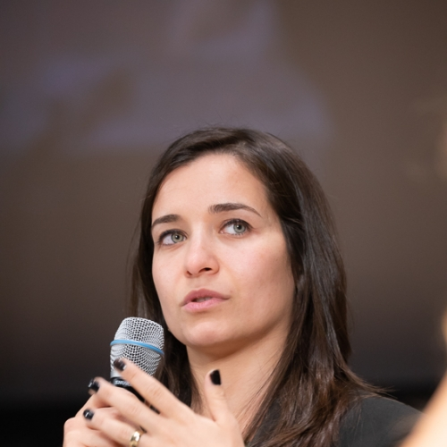 Syrian journalist and film-maker Waad al-Kateab