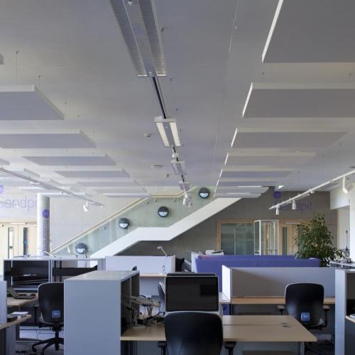 AIR building interior.