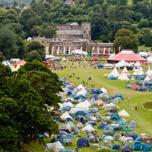 Image of Port Eliot Festival