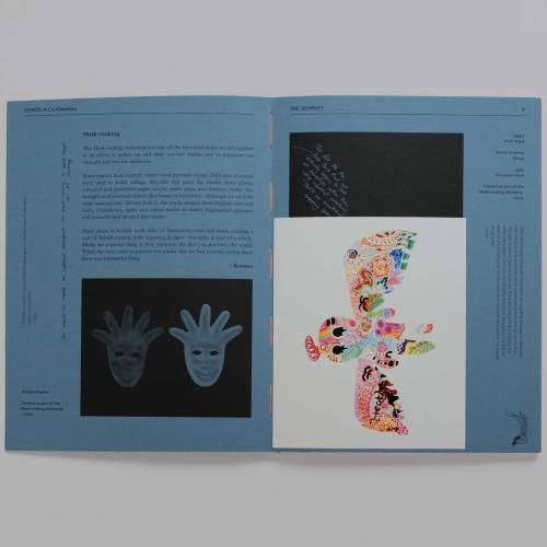 CHAOS: A Co-Creation book open