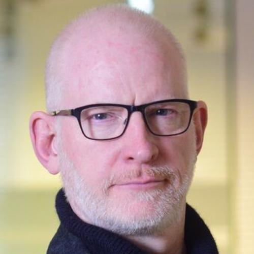 Portrait of John Stevenson