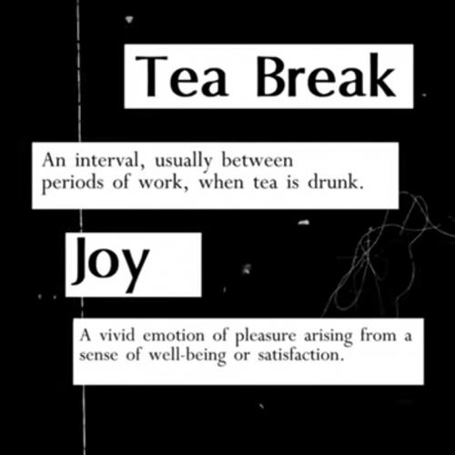 Tea Break poster image