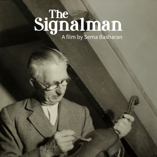 The Signalman film poster