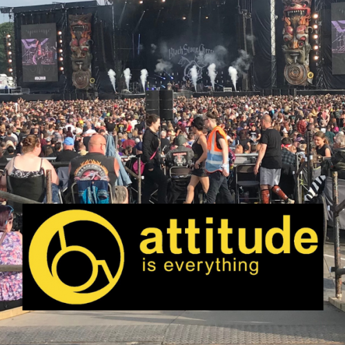 Attitude is Everything Disability Equality for the Live Event Industry Training - Falmouth University